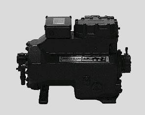 Compresor frigorific semiermetic