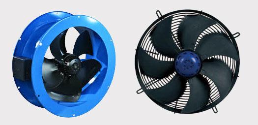 Ventilatoare axiale